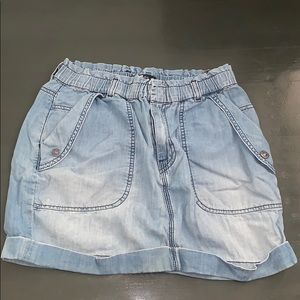 Slightly used jean shorts